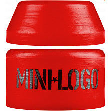 Mini Logo Hard Bushings Single