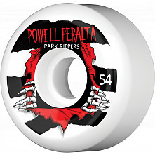 Powell Peralta Park Ripper 54mm PF Wheels 4pk
