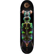 Powell Peralta BISS Tiger Beetle Skateboard Deck - Shape 248 - 8.25 x 31.95