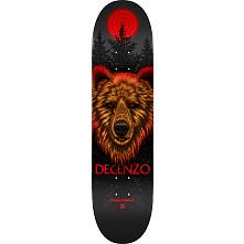 Powell Peralta Pro Scott Decenzo Bear 2 Skateboard Deck - Shape 247 - 8 x 31.45