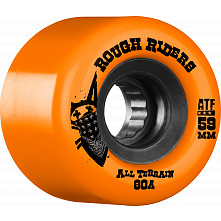 BONES WHEELS Rough Riders Orange 59mm 4pk