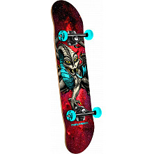 Powell Peralta Cab Dragon Cosmic Red Complete Assembly - 7.75 x 31.75
