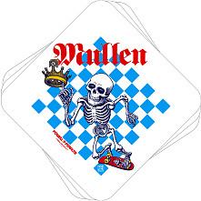 Bones Brigade® Mullen Chess Sticker (20 pack)