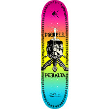 Powell Peralta Skull And Sword Chainz Skateboard Blem Deck Colby - 8.25 x 31.95