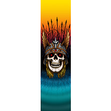 Powell Peralta Grip Tape Sheet 10.5 x 33 PP ANDERSON (Black)