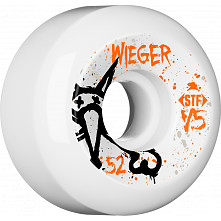BONES WHEELS STF Pro Wieger Team Vato Op 52mm Wheels 4pk