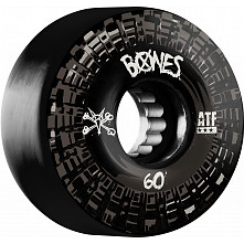 BONES WHEELS ATF Nobs 60mm Black(4pack)