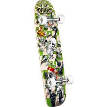Bones Brigade Mullen Series  11   Skateboard Complete Natural- 7.4 X 27.62