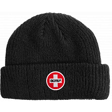 Bones Bearings Swiss Circle Beanie Black