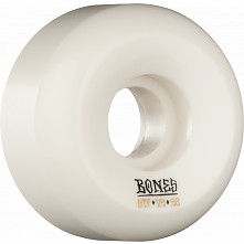 BONES WHEELS STF Blanks Skateboard Wheels V5 52mm 103a 4pk