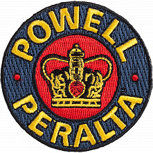 Powell Peralta Supreme Patch 6pk