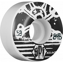 BONES WHEELS SPF Blackout 53mm (4pack)