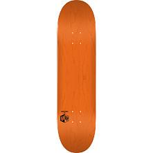 "MINI LOGO DETONATOR ""15"" SKATEBOARD DECK 242 K20 ORANGE - 8 x 31.45"