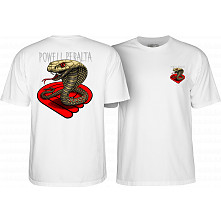 Powell Peralta Cobra T-shirt White