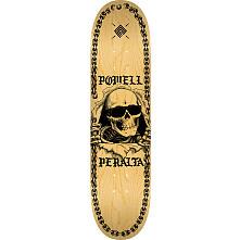 Powell Peralta Ripper Chainz Skateboard Blem Deck Natural - 9.05 x 32.95