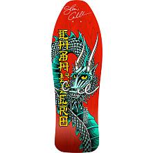Bones Brigade® Caballero Blem Skateboard Deck Red - Signed by Cab