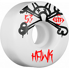 BONES WHEELS STF Pro Hawk Mad Chavo 53mm 4pk