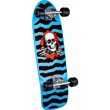 Powell Peralta OG Ripper Custom Complete Skateboard Blue - 10 x 31