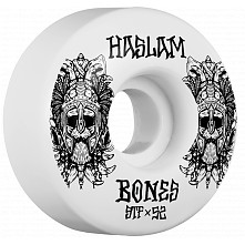 BONES WHEELS STF Pro Haslam Ragnar Skateboard Wheel V3 52mm 103A 4pk