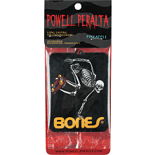 Powell Peralta Skating Skeleton Air Freshener