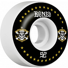 BONES WHEELS STF Pro Bufoni Live 2 Ride Skateboard Wheels V1 Standard 52mm 103A 4pk