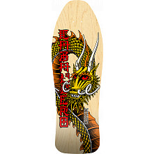 PRE-ORDER Bones Brigade® Steve Caballero 11th Series Reissue Skateboard Deck Natural - 10.47 x 30.94