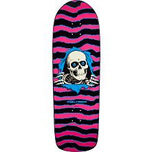 Powell Peralta Ripper Blem Skateboard Deck Pink - 10 x 31.75