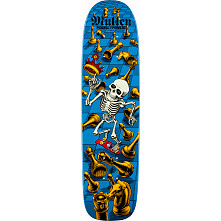 Bones Brigade® Rodney Mullen 6th Series Reissue Deck Blue - 7.4 x 27.625