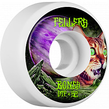 BONES WHEELS STF Pro Fellers Galaxy Cat Skateboard Wheel V3 52mm 103A 4pk