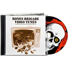 Bones Brigade Video Tunes CD