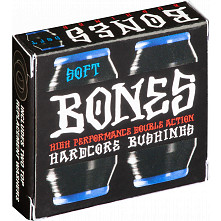 BONES WHEELS Bushing Soft Black Pack