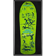 Bones Brigade® Shadowbox Mountain Blem Skateboard Deck Green - Signed by Lance