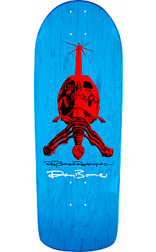 Powell Peralta Stacy Peralta  GFL Benefit Autographed Skateboard Deck - 8.5 x 32.875