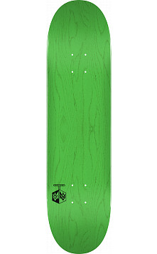 "MINI LOGO DETONATOR ""15"" SKATEBOARD DECK 255 K20 GREEN - 7.5 X 30.70"
