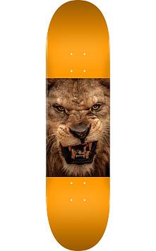 "MINI LOGO CHEVRON ANIMAL ""14"" SKATEBOARD DECK 242 LION - 8 x 31.45"