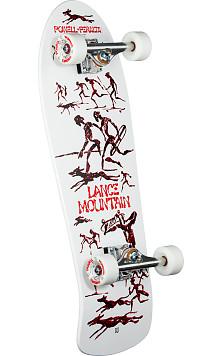 Bones Brigade L. Mountain FP Series 9 Complete Skateboard - 10 x 30.75