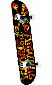 Powell Peralta Vato Rat Leaves Birch Complete Skateboard - 7.5 x 28.65