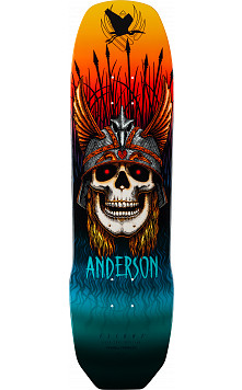 Powell Peralta Pro Any Anderson Crane Flight Skateboard Deck - 8.45 x 31.8