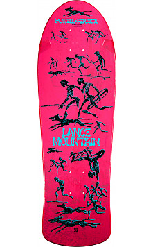 Bones Brigade® Lance Mountain Future Primitive Reissue Deck Pink - 10 x 30.75