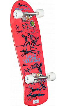 Bones Brigade® Lance Mountain Complete Skateboard Pink - 10 x 30.75