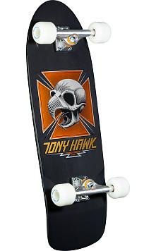 Bones Brigade® Hawk Series 4 Complete Skateboard Black - 10 x 30.05