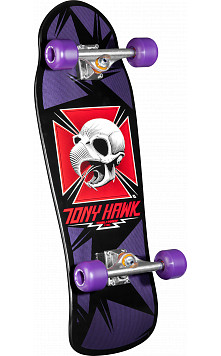 Bones Brigade® Tony Hawk 5th Series Reissue Complete Skateboard Black - 10.4 x 30.28