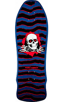 Powell Peralta Gee Gah Ripper Blue Deck - 9.75 x 30