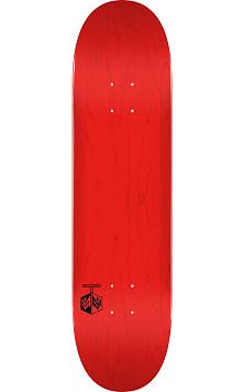 """MINI LOGO DETONATOR """"15"""" SKATEBOARD DECK 291 K20 RED - 7.75 x 31.08"""