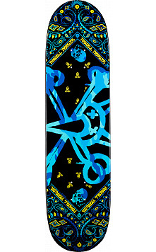 Powell Peralta Vato Rat Band Blue Deck - 8 x 31.25