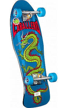 Powell Peralta Caballero Chinese Dragon Complete Blue - 10 x 30