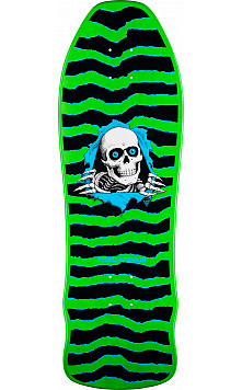 Powell Peralta Ripper Geegah Deck Green - 9.75 x 30