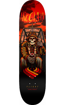 Powell Peralta Brad McClain Flight® Pilot Skateboard Deck - Shape 243 - 8.25 x 31.95
