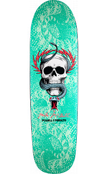 Powell Peralta McGill Skull And Snake Snakeskin FS Skateboard Deck Mint - 8.97 x 32.38