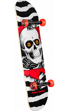Powell Peralta Ripper One Off White Assembly - 8 x 32.125